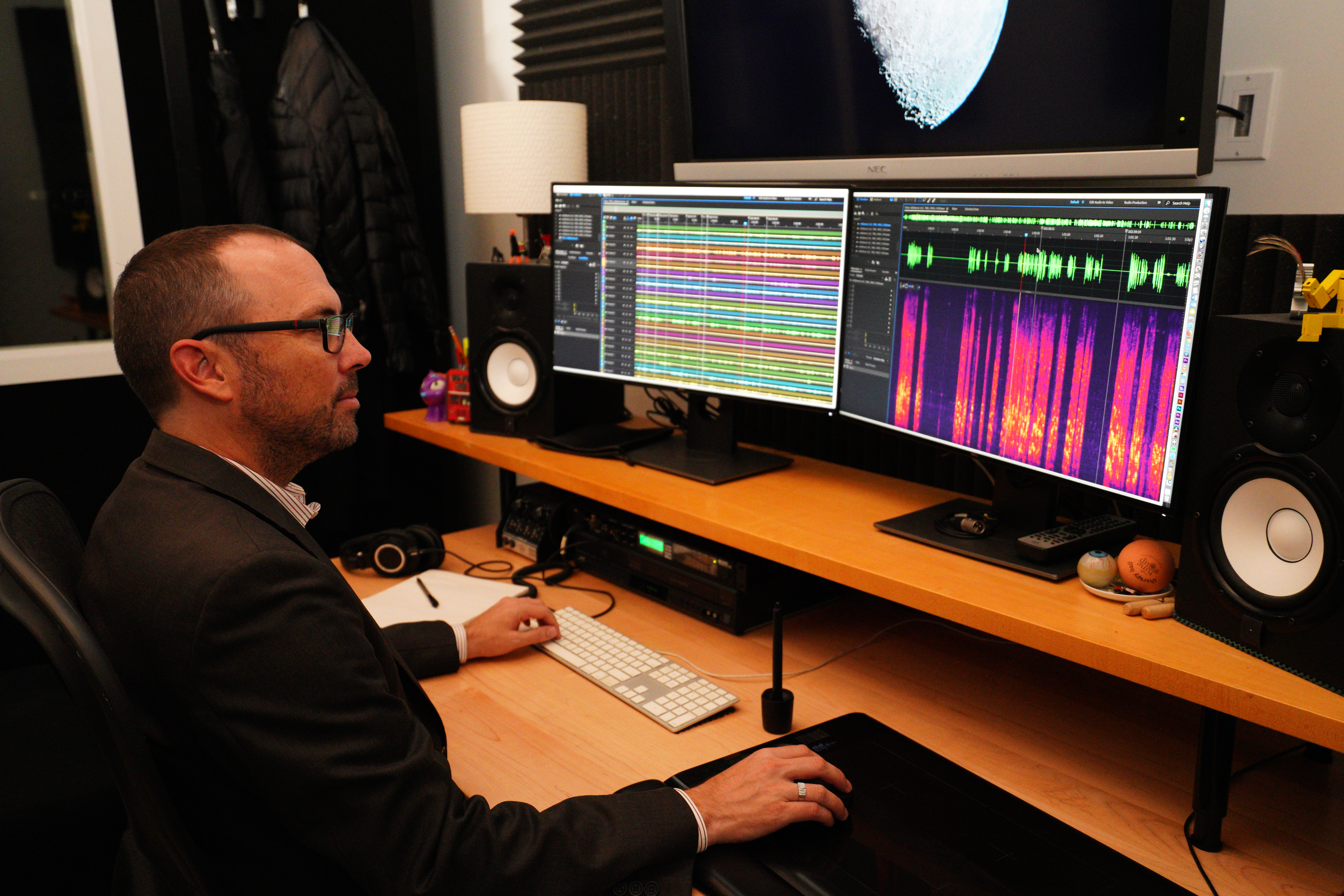 """ART OF THE CUT with doc director/editor Todd Miller on """"Apollo 11"""" 45"""
