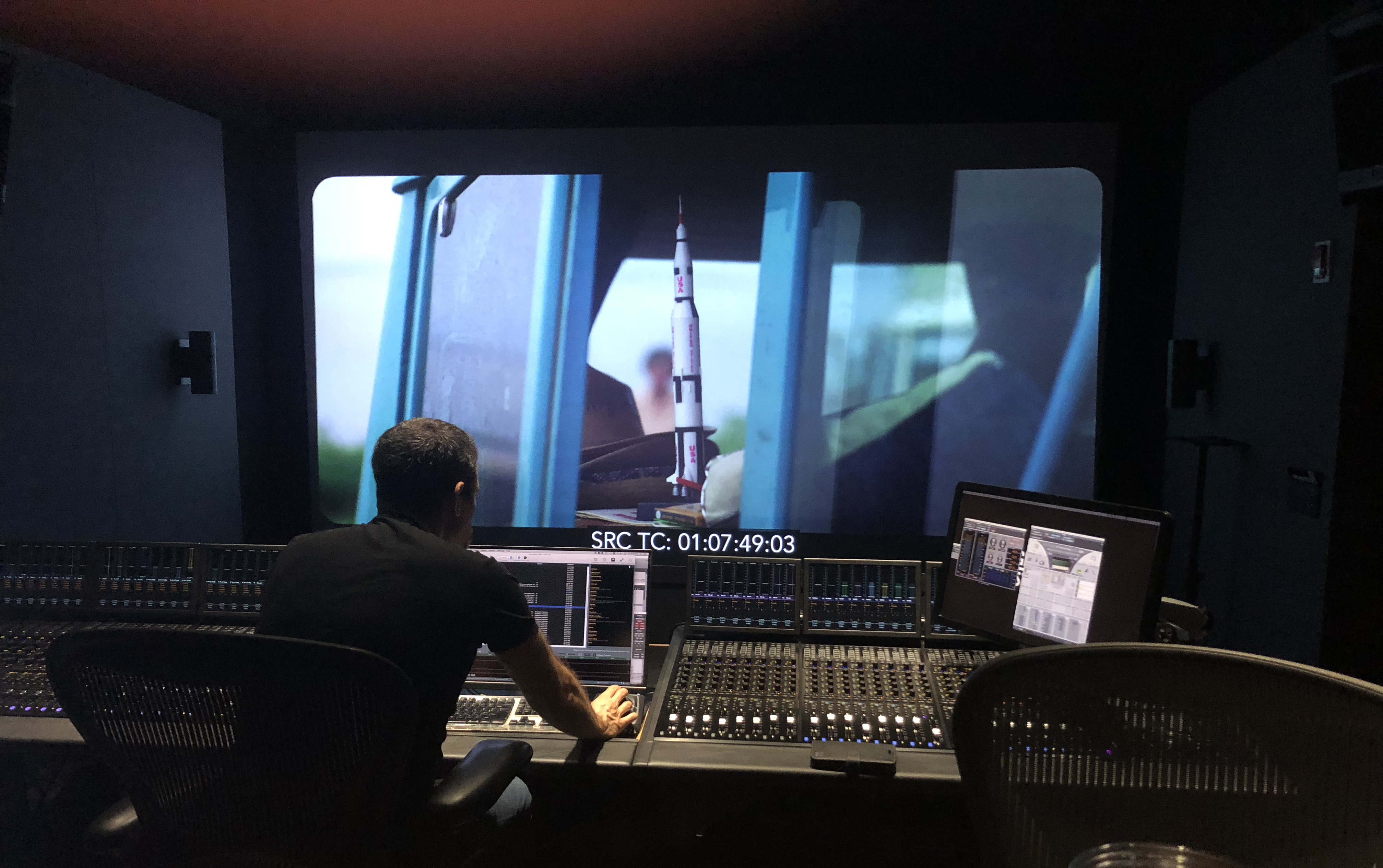 """ART OF THE CUT with doc director/editor Todd Miller on """"Apollo 11"""" 16"""