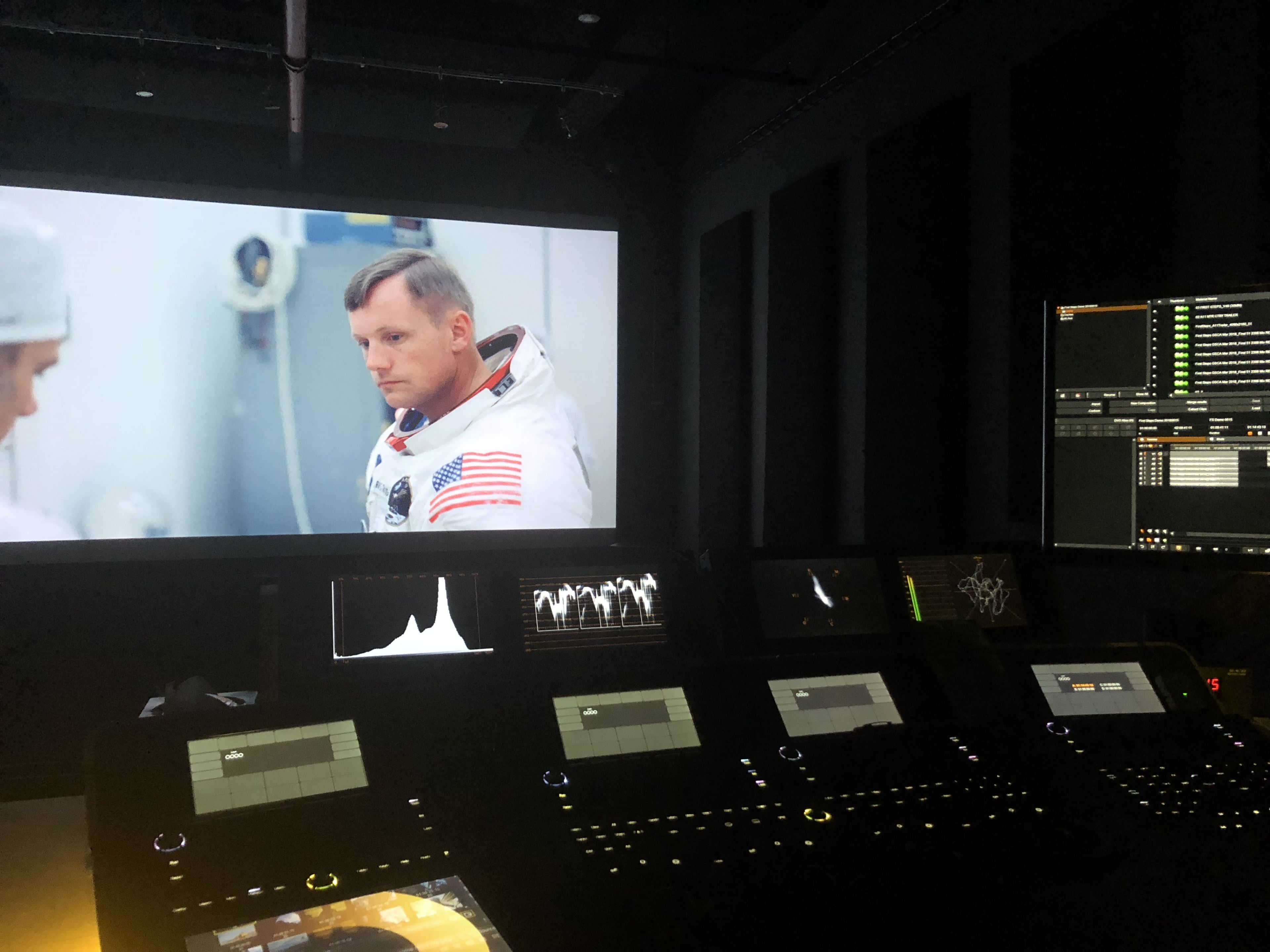 """ART OF THE CUT with doc director/editor Todd Miller on """"Apollo 11"""" 7"""