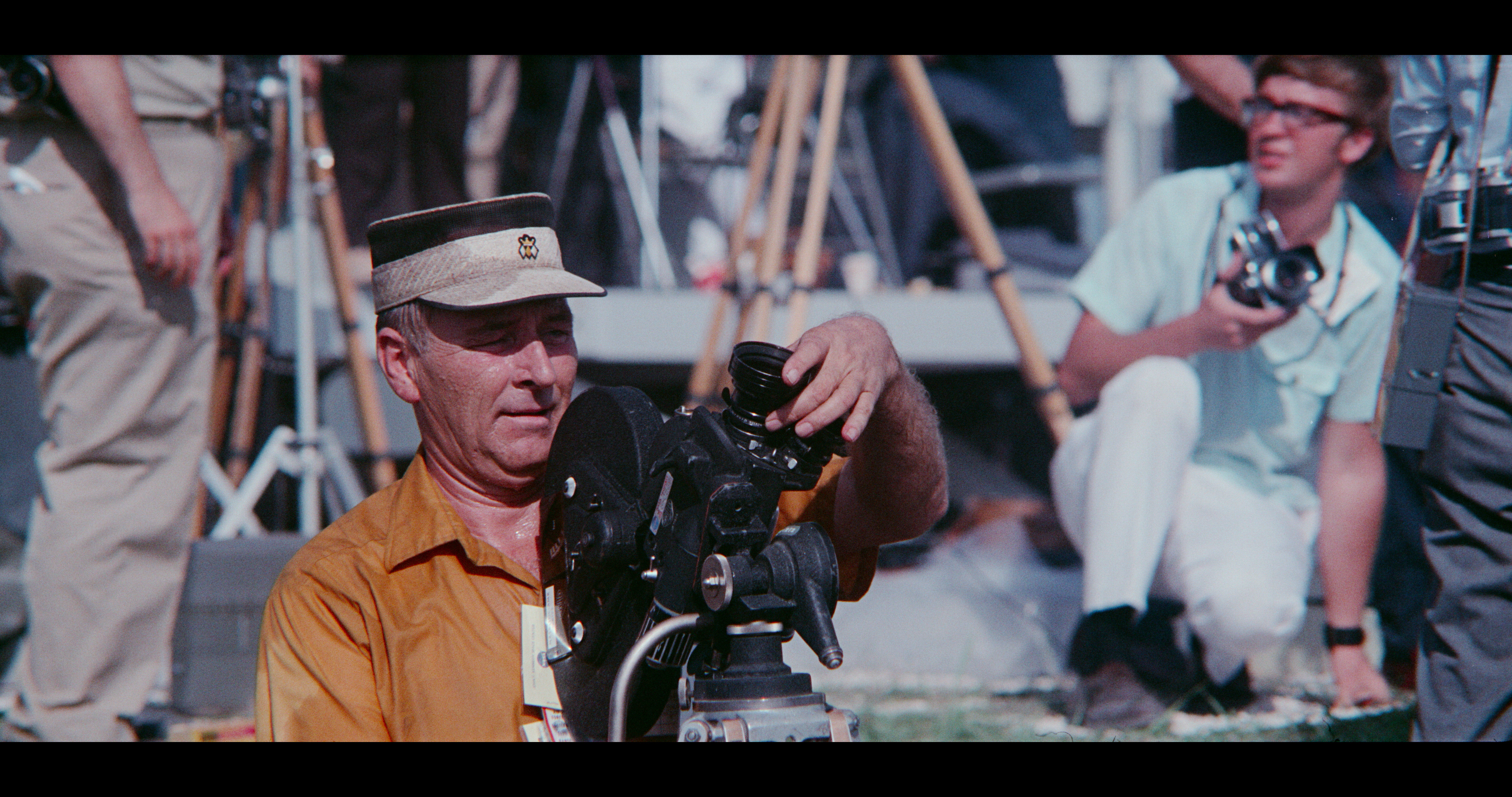 """ART OF THE CUT with doc director/editor Todd Miller on """"Apollo 11"""" 39"""