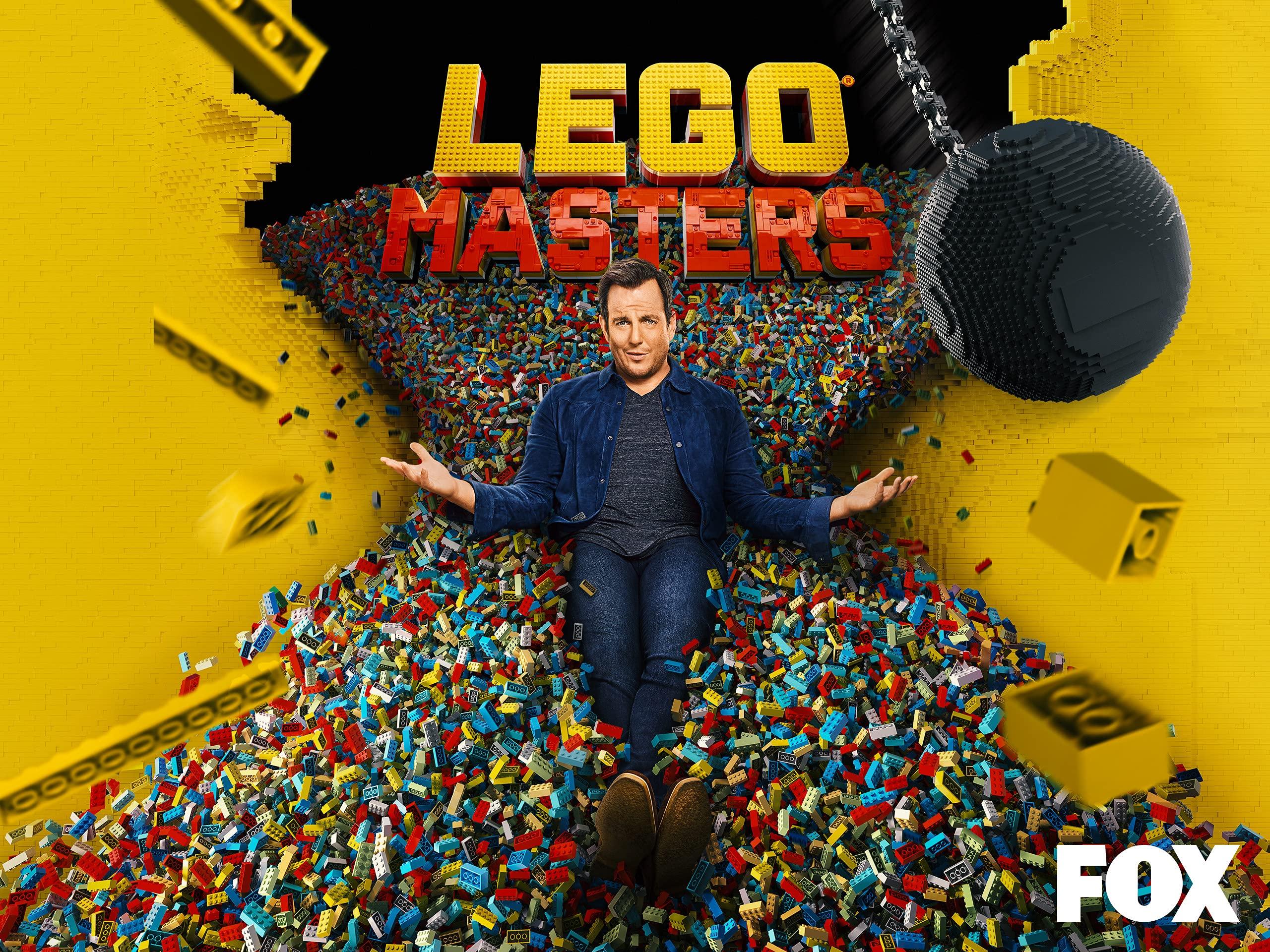 "Art of the Frame Podcast w/ ""Lego Masters"" Editors Karl Kimbrough & Sara Scotti 1"