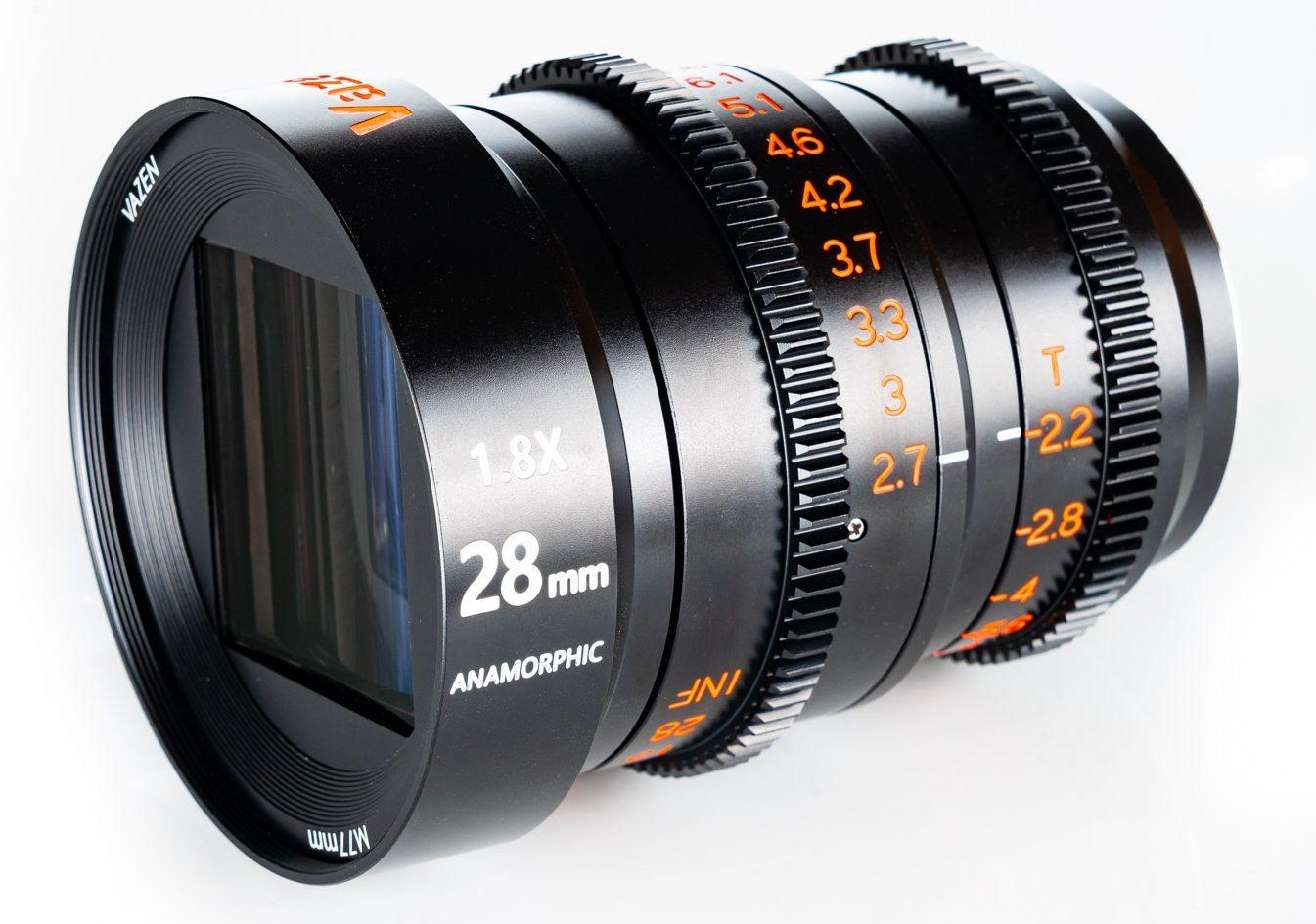Vazen 28mm Anamorphic Lens