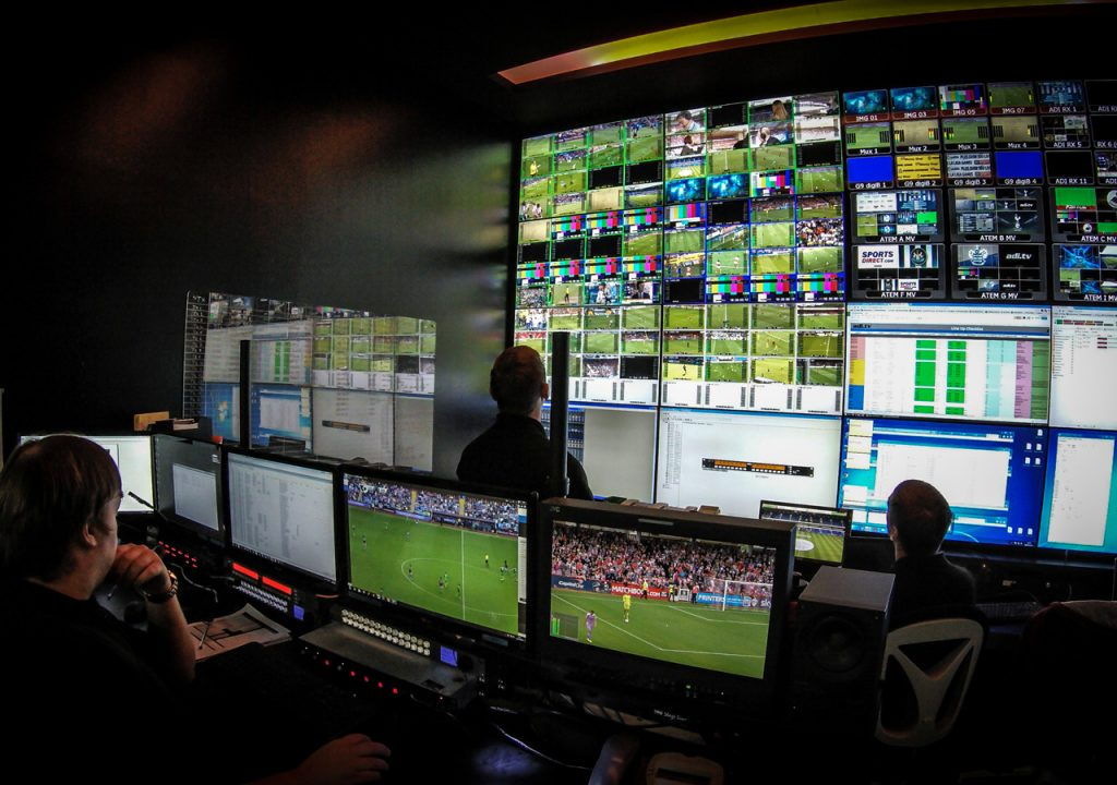 ADI wows stadium fans with broadcast-quality sports video 1