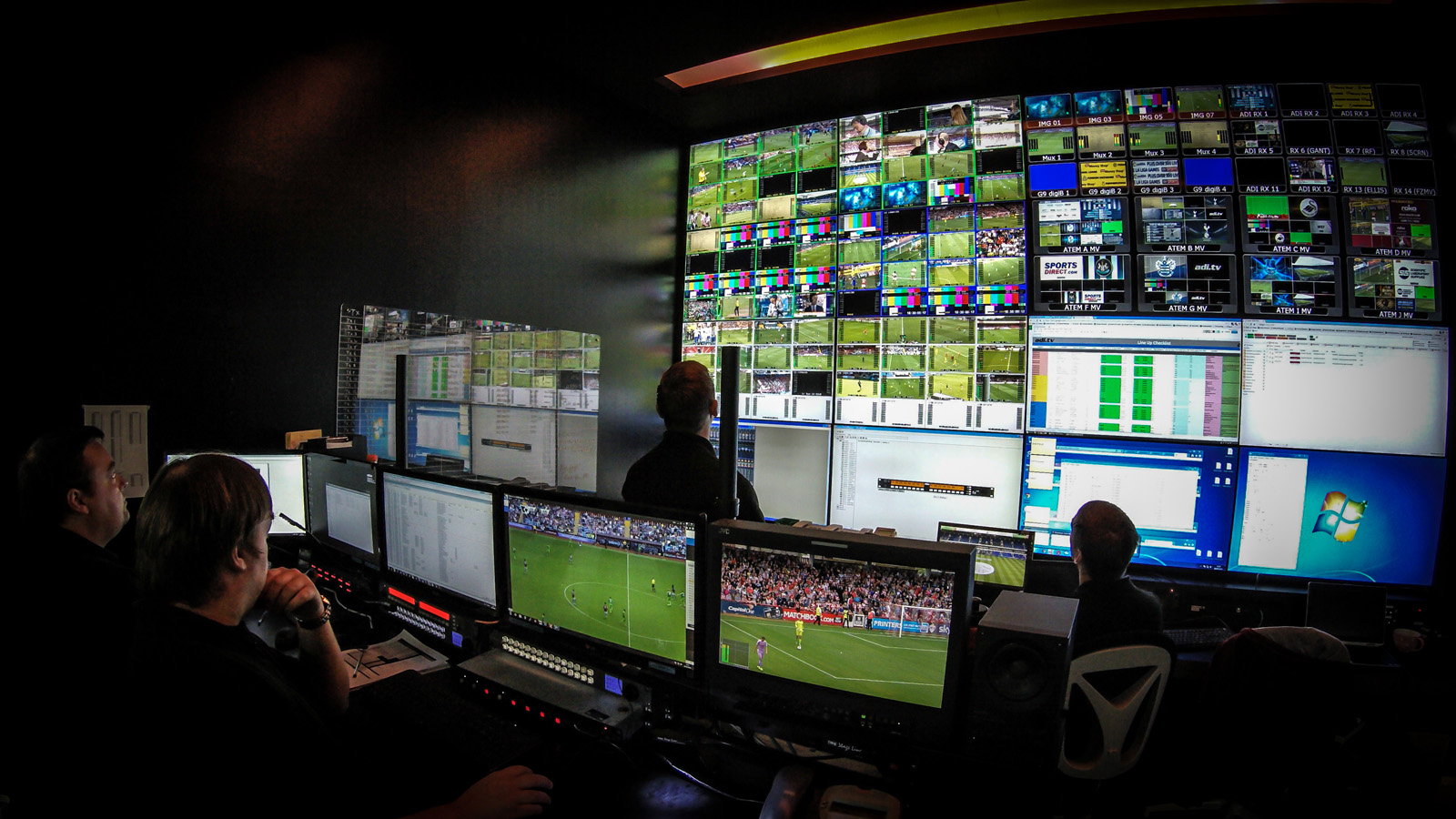 ADI wows stadium fans with broadcast-quality sports video 6