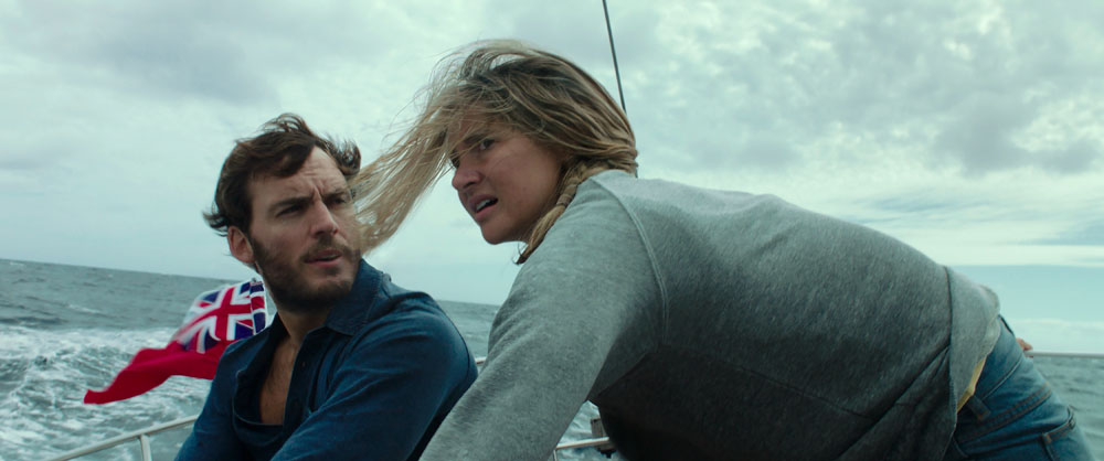 "ART OF THE CUT editing ""Adrift"" with Oscar-winner John Gilbert, ACE 7"