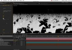 Z-Depth from 3D After Effects layers