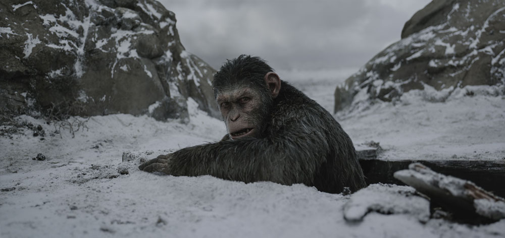 "ART OF THE CUT with the editor of ""War for the Planet of the Apes"" 5"