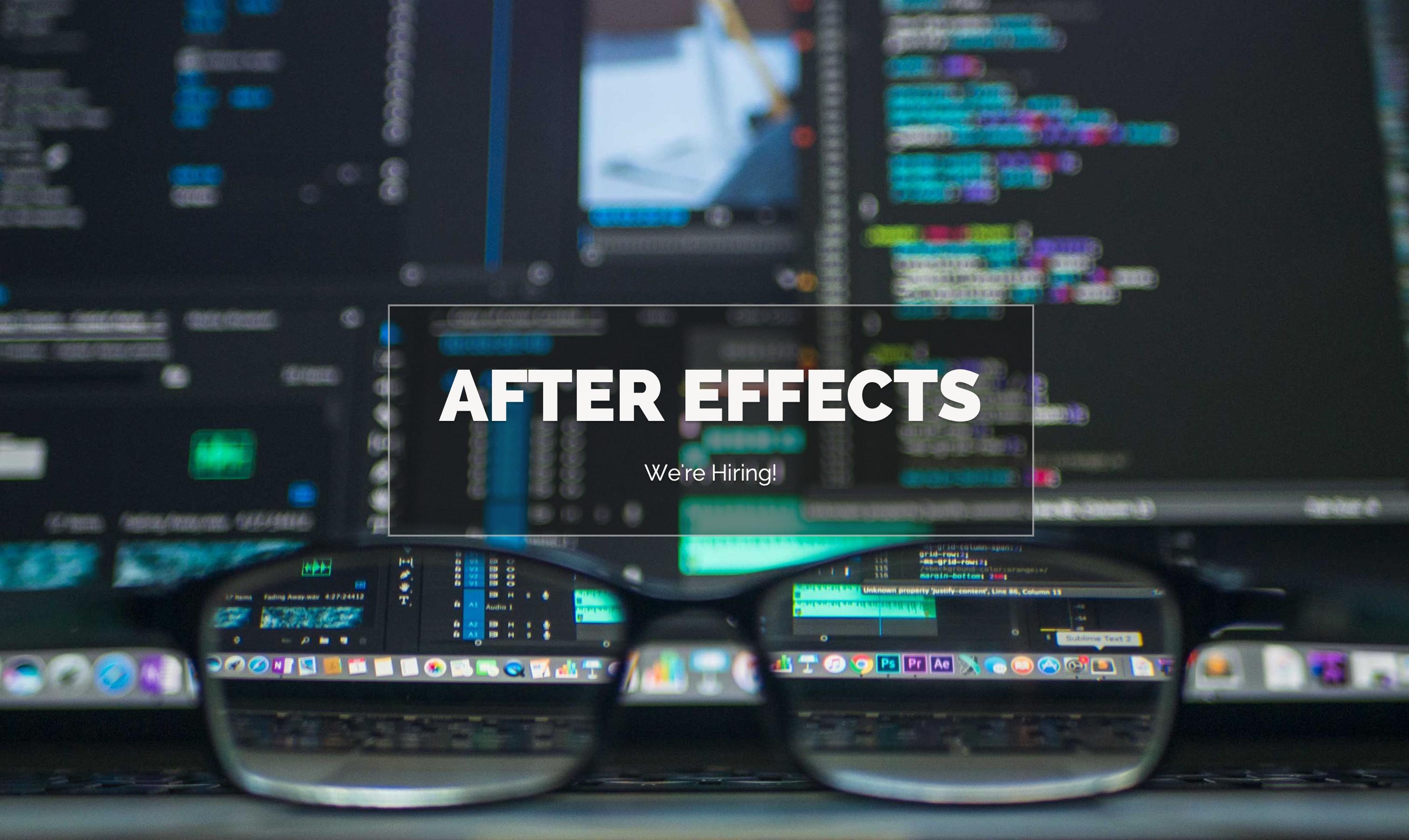 After Effects News 2018 December 30 2