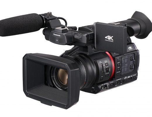 Panasonic Introduces AG-CX350 4K Camcorder
