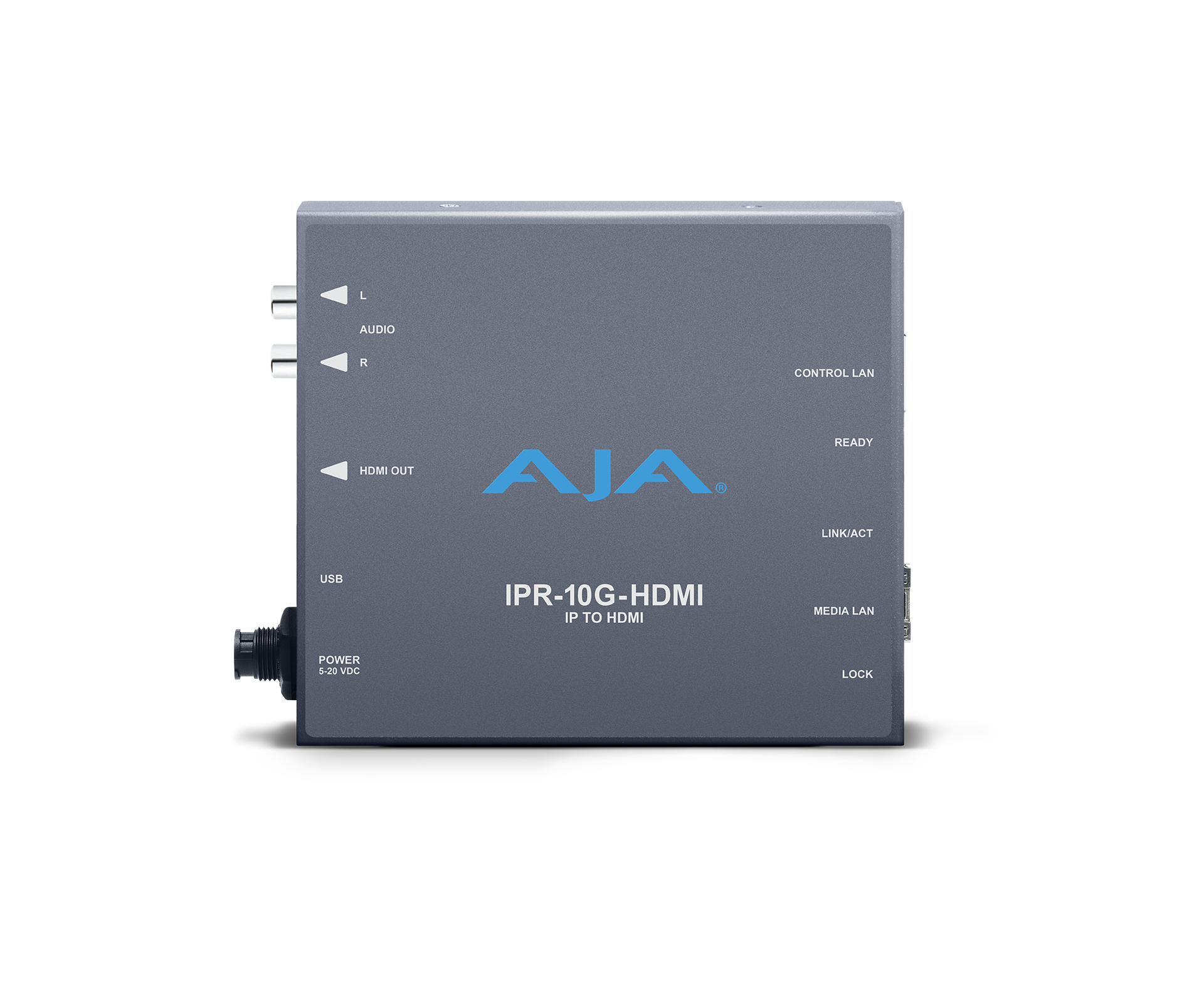 AJA press conference from NAB 2018 28