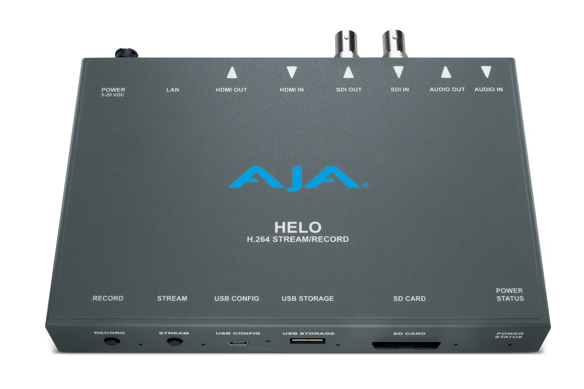 AJA press conference from NAB 2018 25