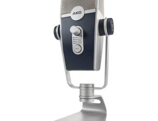 Review: AKG Lyra microphone, USB-C/vintage/multi-pattern/multi-platform 50