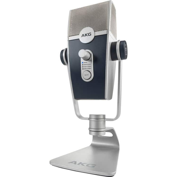 First look: AKG Lyra microphone, USB-C/vintage/multi-pattern/multiplatform 6