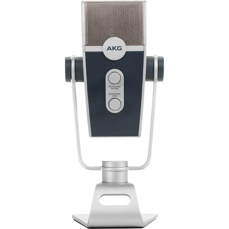 First look: AKG Lyra microphone, USB-C/vintage/multi-pattern/multiplatform 7