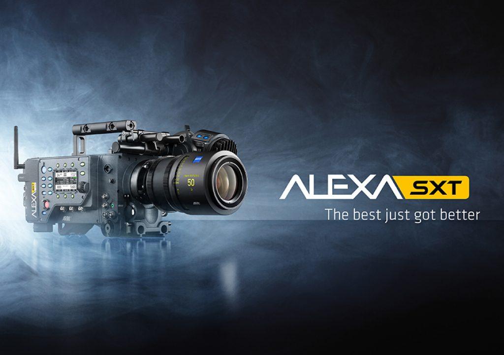 ARRI Announces New ALEXA SXT Cameras 1