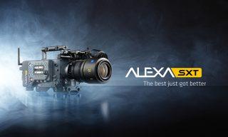 ARRI Announces New ALEXA SXT Cameras