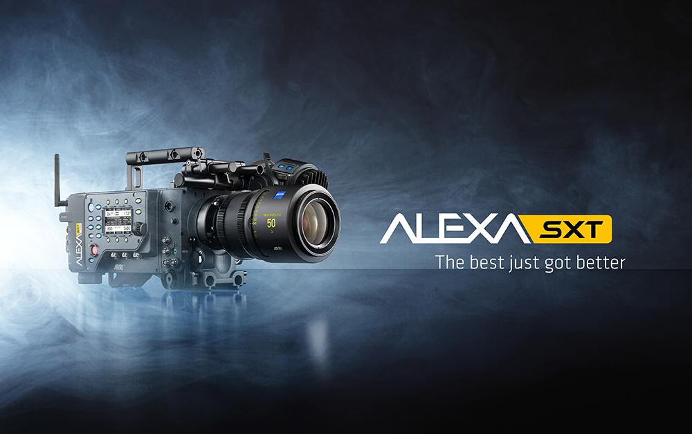 ALEXA SXT press