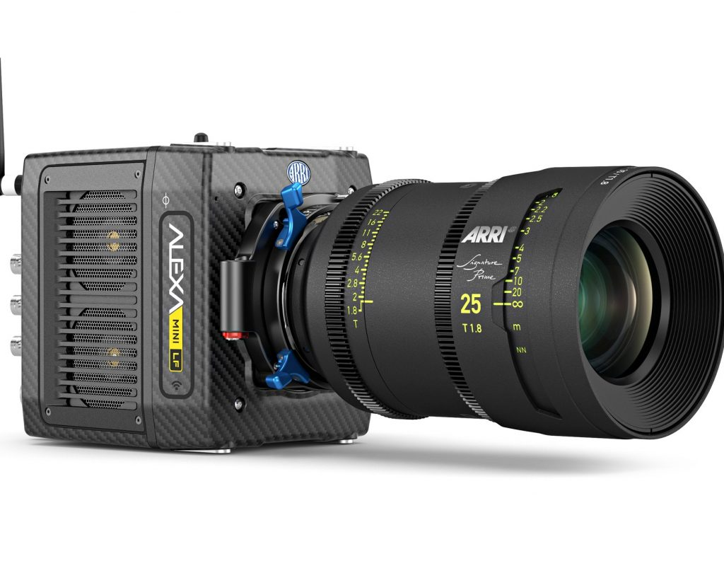 ARRI Signature Prime and Mini LF Event: Sim Video, Vancouver 3