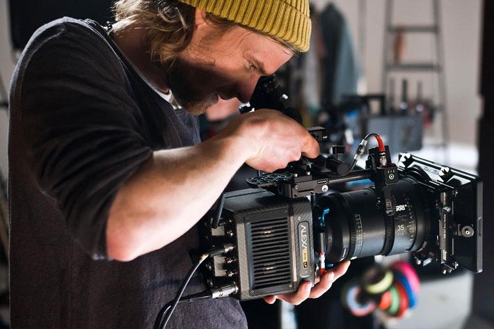 ARRI ALEXA Mini LF camera ships worldwide to inspire cinematographers 1