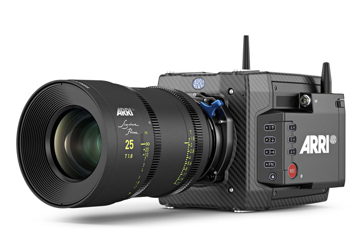 ARRI ALEXA Mini LF camera ships worldwide to inspire cinematographers 4