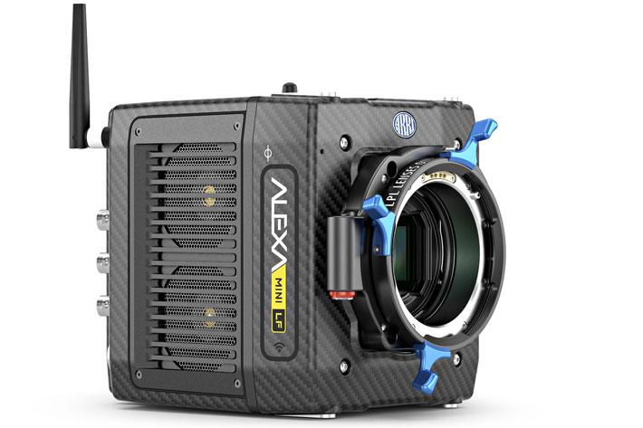ARRI ALEXA Mini LF camera ships worldwide to inspire cinematographers 5