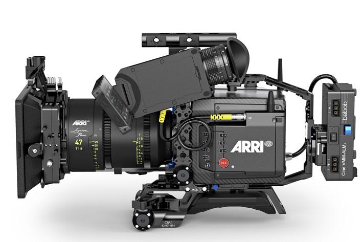 ARRI ALEXA Mini LF camera ships worldwide to inspire cinematographers 2