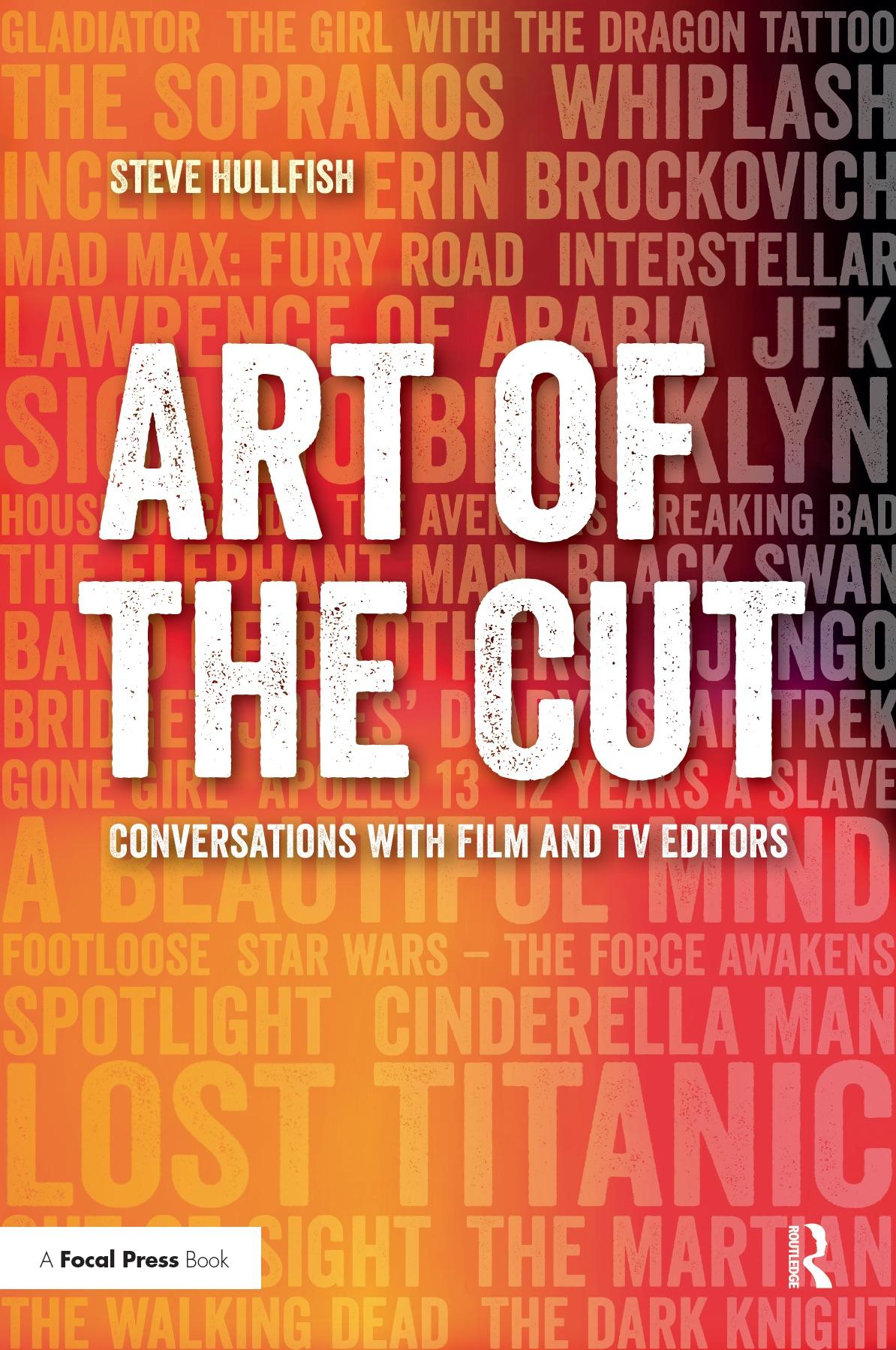 ART OF THE CUT with Oscar-winner Conrad Buff, ACE 8