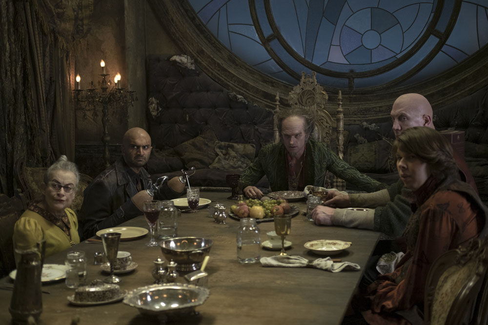 "ART OF THE CUT, editing ""A Series of Unfortunate Events"" 13"