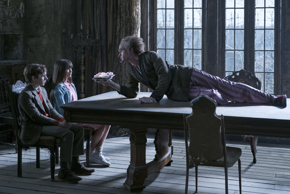 "ART OF THE CUT, editing ""A Series of Unfortunate Events"" 12"