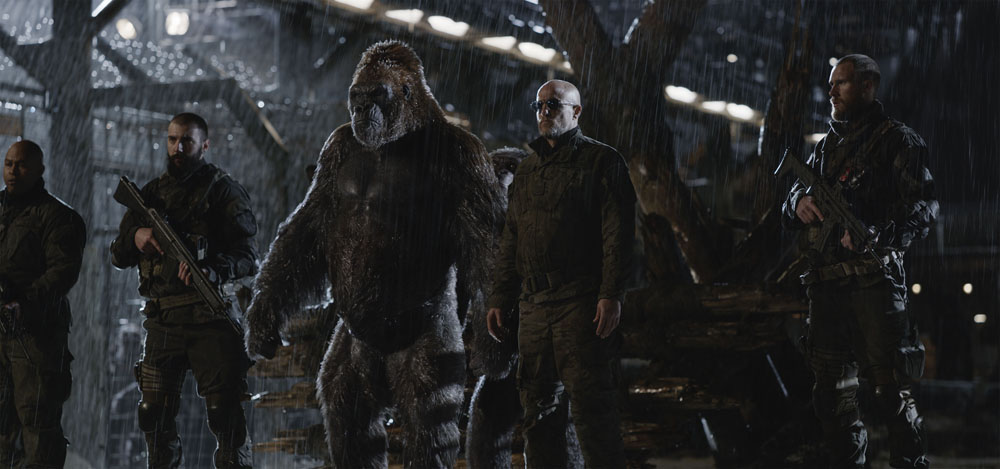 "ART OF THE CUT with the editor of ""War for the Planet of the Apes"" 8"