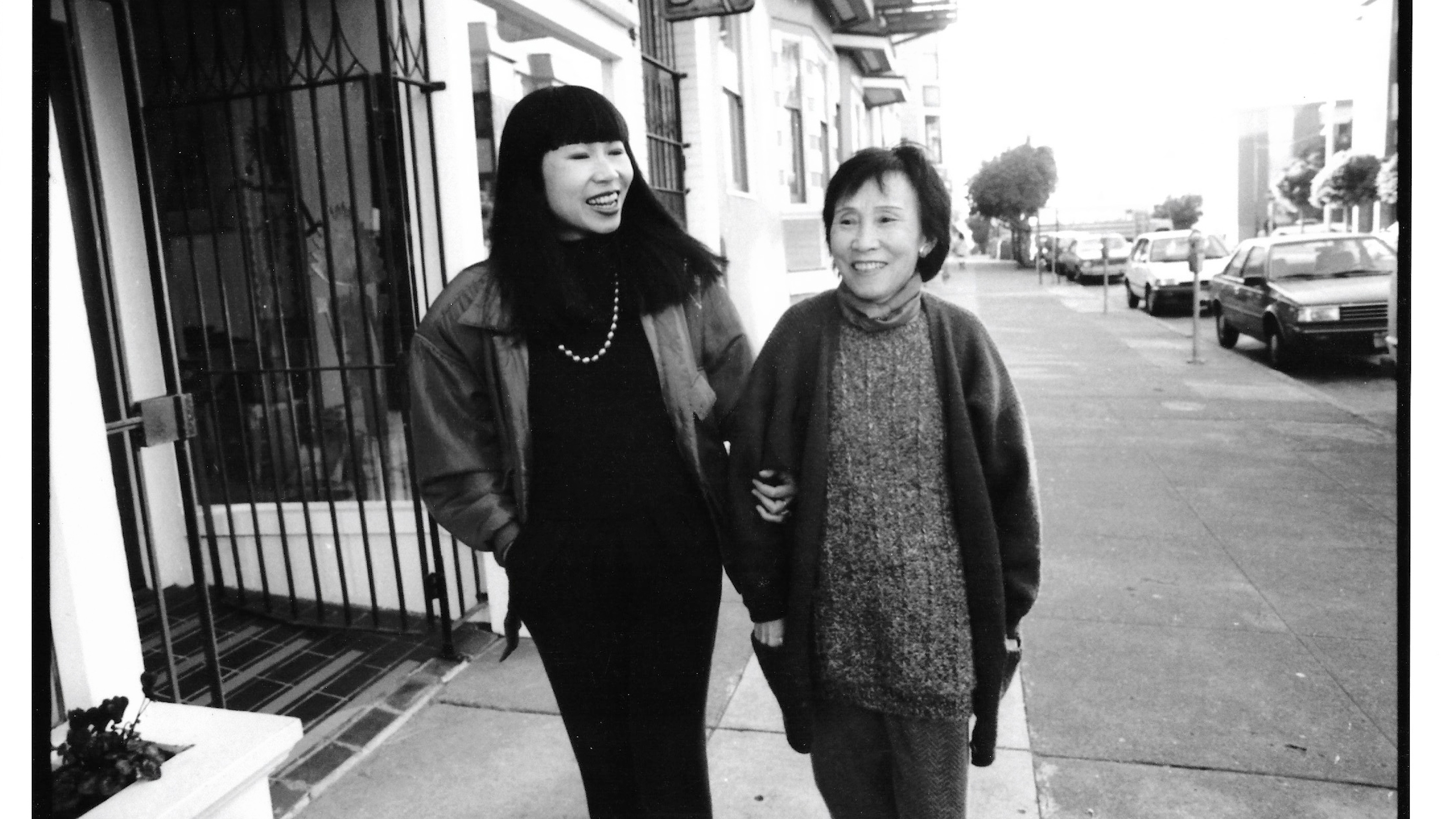 "INTERVIEW: Jeff Boyette, editor of ""Amy Tan: Unintended Memoir"" 22"