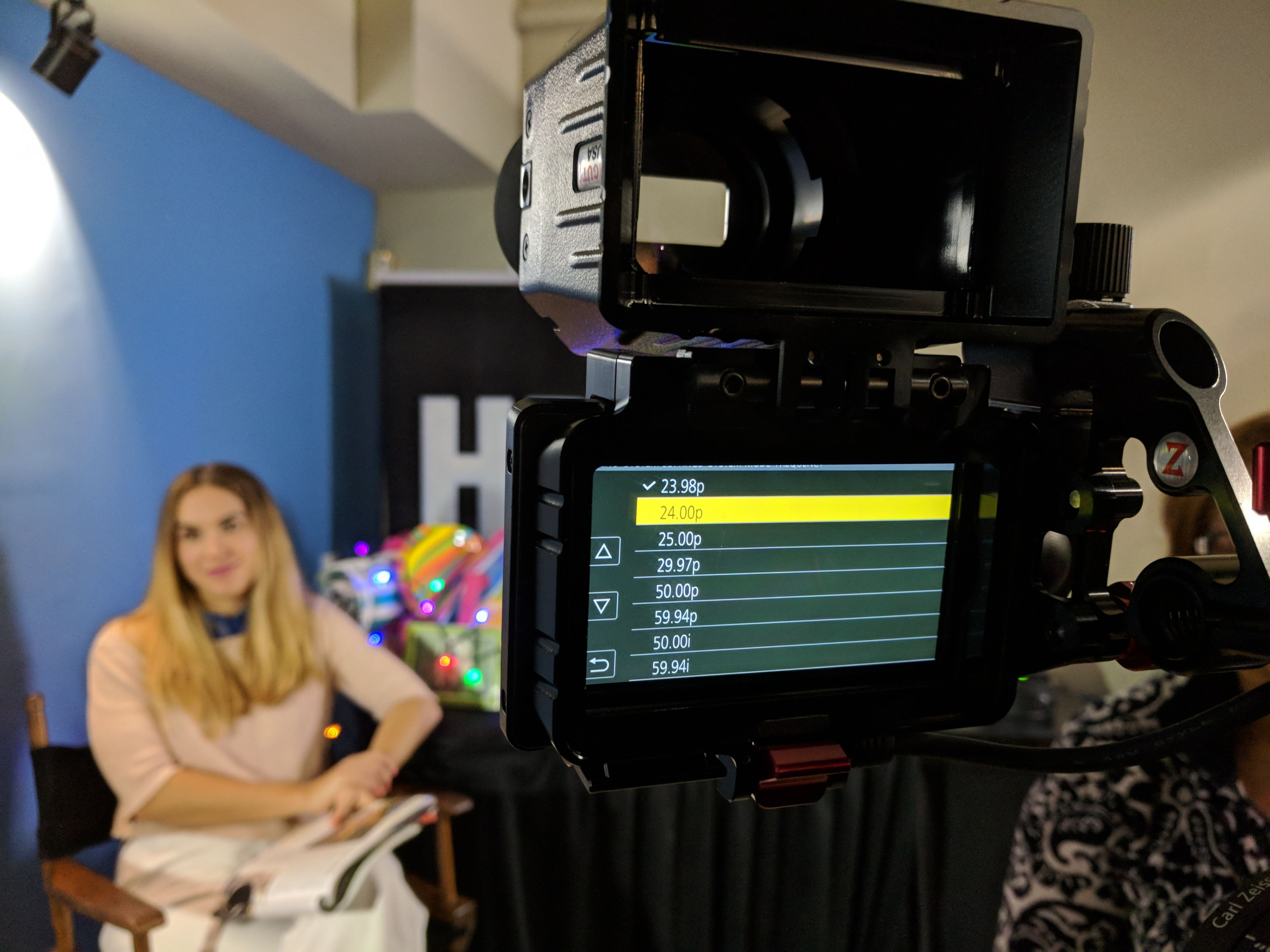 Midtown Video expo features Panasonic and LiveU 8