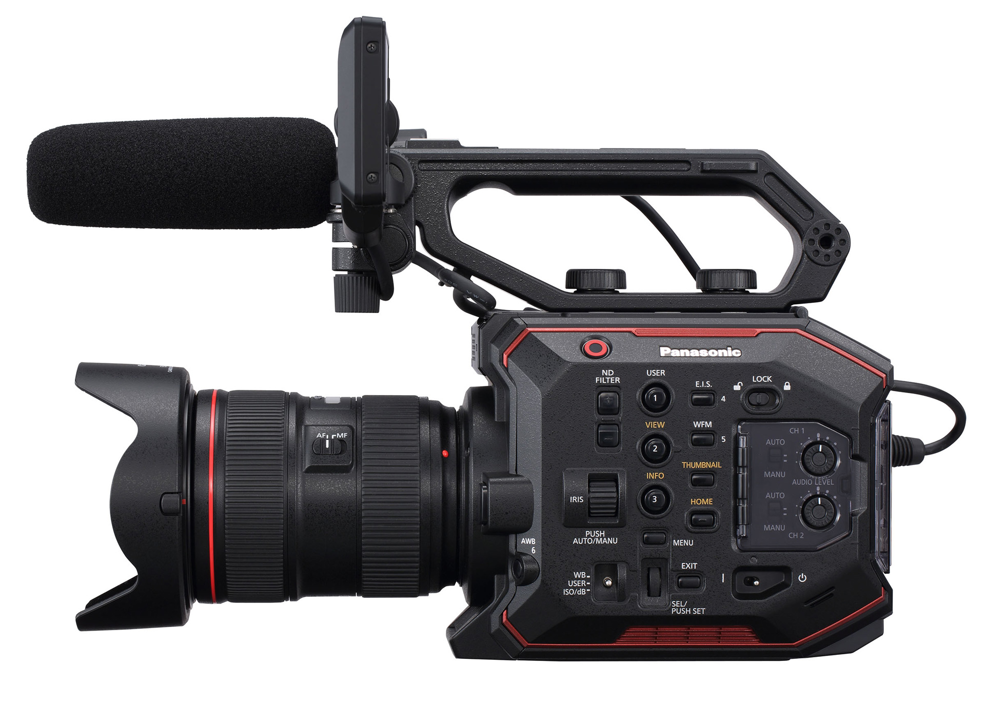 Midtown Video expo features Panasonic and LiveU 6