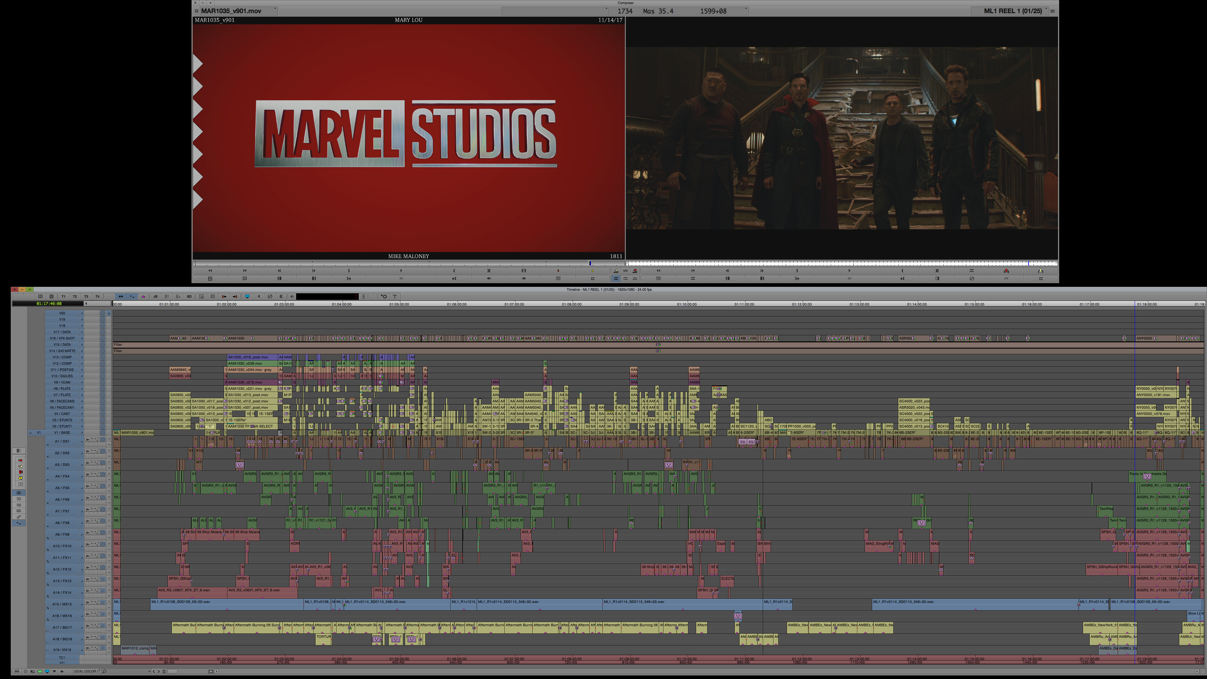 ART OF THE CUT with Avengers - Infinity War editor, Jeffrey