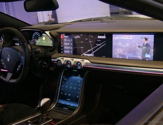 NAB 2019: Autonomous Cars and Amazing Experiences