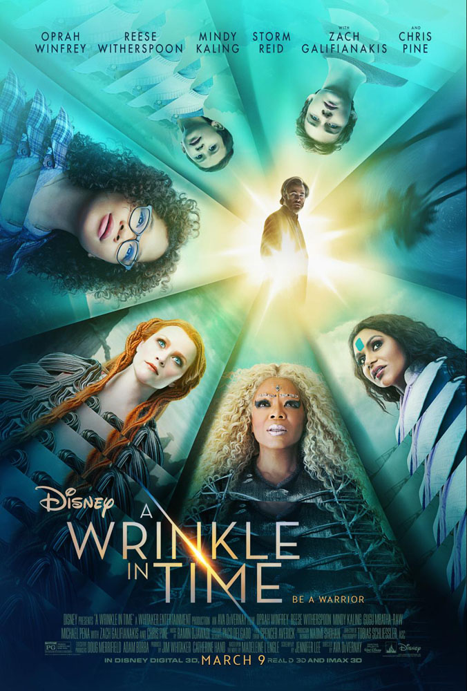 ART OF THE CUT: Spencer Averick, ACE on A Wrinkle in Time 21