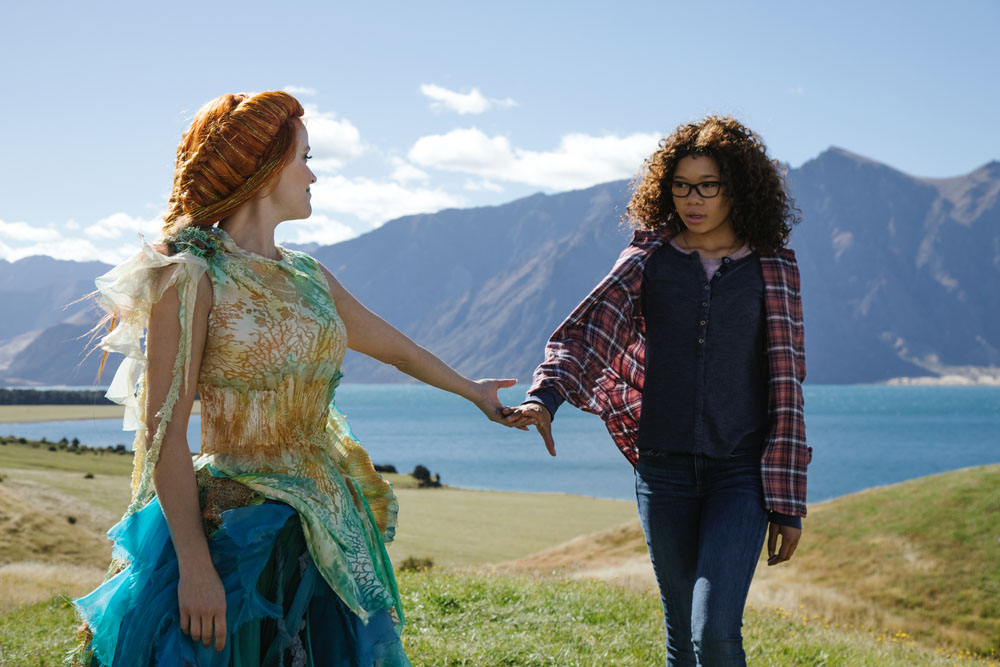 ART OF THE CUT: Spencer Averick, ACE on A Wrinkle in Time 19