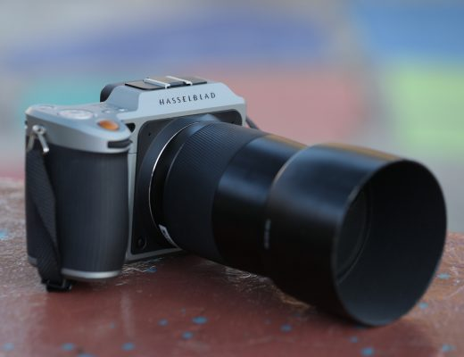 A Leap Into Medium Format with the Hasselblad X1D-50c