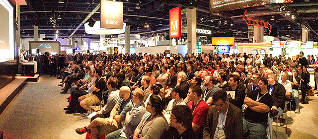 From extreme sports to Sharknado 2: the Adobe NAB 2015 speaker line-up 7