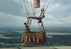 "ART OF THE CUT with ""The Aeronauts"" editor Mark Eckersley"