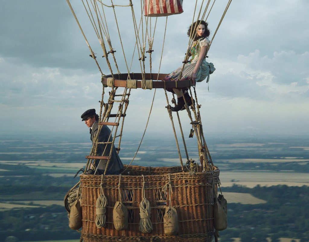 "ART OF THE CUT with ""The Aeronauts"" editor Mark Eckersley 8"