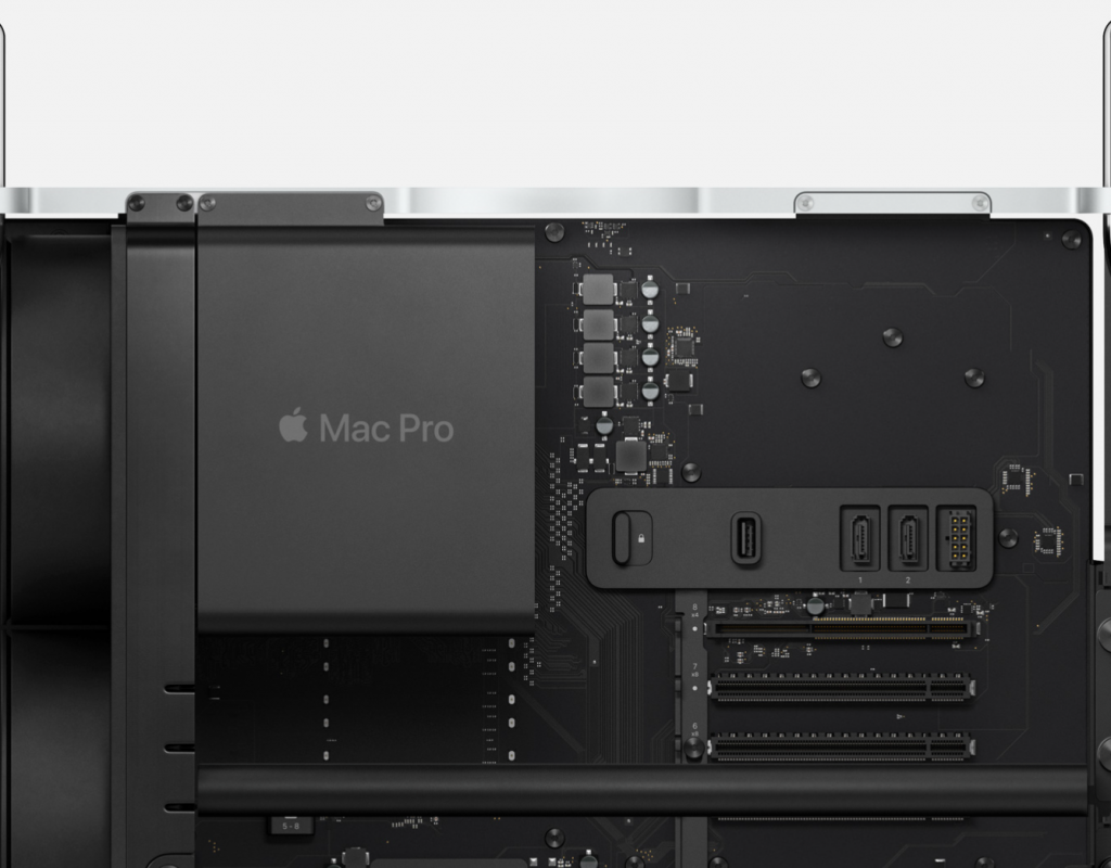 Unboxing the tech of the new Mac Pro 1