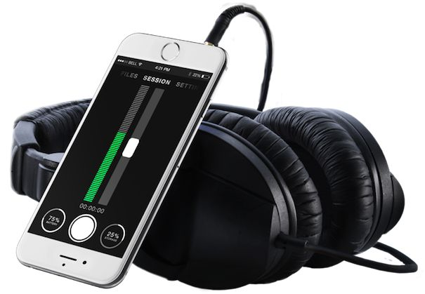 AirLinc for iOS goes multi-channel/multi-mic 7
