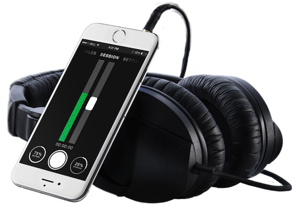 AirLinc App and Headphones 605