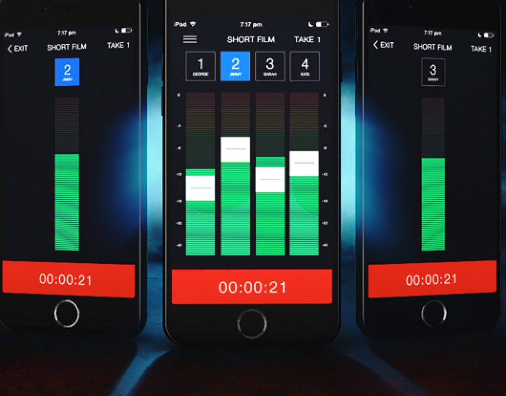 AirLinc for iOS goes multi-channel/multi-mic 5
