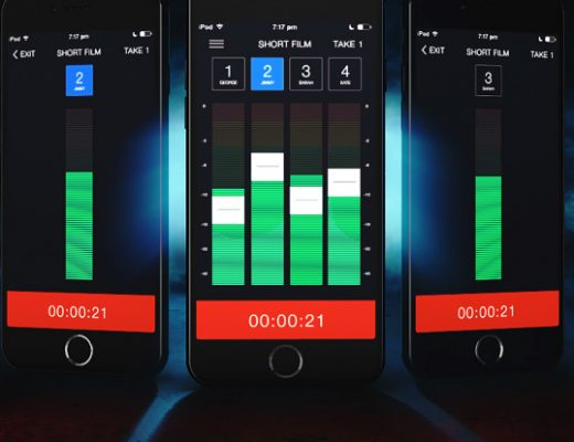 AirLinc for iOS goes multi-channel/multi-mic 1