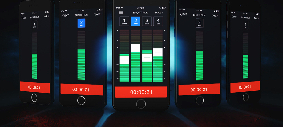 AirLinc for iOS goes multi-channel/multi-mic 6