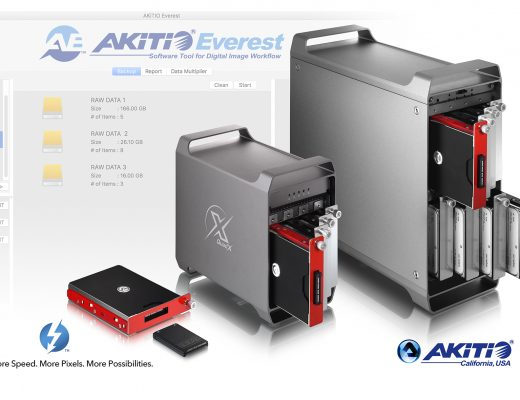 Akitio Expands Thunderbolt 3 Storage and Dock Product Line-up at NAB 2018 3