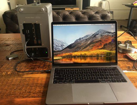 Akitio Node Pro: Your MacBook Pro on Speed 3