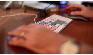 Alex editing Keyboard